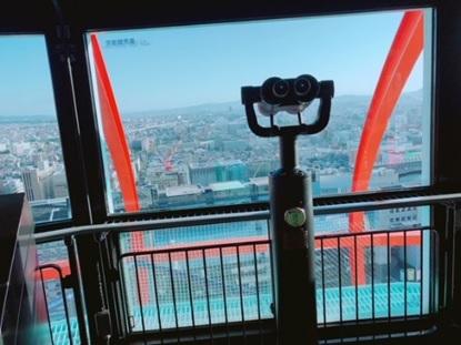 京都観光『初!京都タワー』