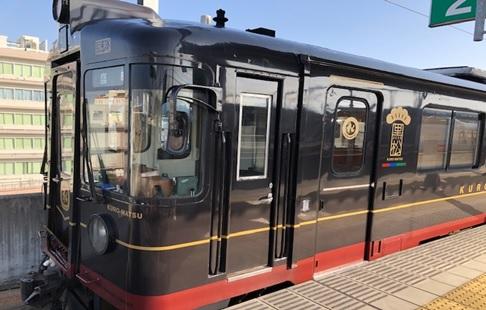 タンゴ鉄道の観光列車で行く天橋立ちょっと贅沢旅