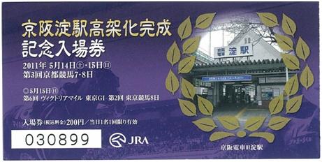 淀の紹介  〜JRA〜