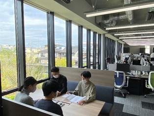 本社オフィスが「2021年度 第34回日経ニューオフィス賞(近畿ブロック)」を受賞しました。