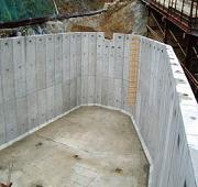 オープン式調整池